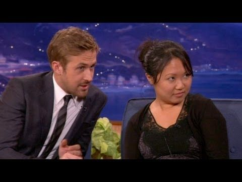 If I wasn't before I am now completely in love with Ryan Gosling. Dying. So. Funny.