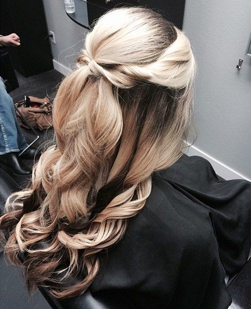 half+up+curled+formal+hairstyle+for+long+hair