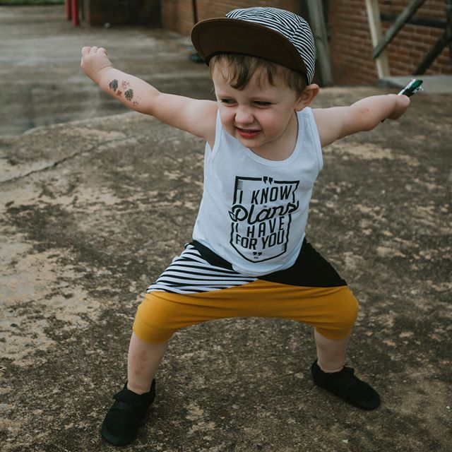 Crazy boy showing off his killer @staysuaveapparel mustard tri shorts.  Use code IZZY10 to save on a pair @staysuaveapparel and use code IZZY10 @classycassiecollections  #streetwear #fashion #ootd #fashionblogger #streetfashion #streetstyle #streetwearfashion #streetwearbrand #kidsfashion #kidsblog #kidsblogger #instafashion #fashionblog #fashionaddict #clothingline #weekendstyle #fashiongram #lookbook #styleblogger #localbrand #likeforlike #like4like #radlittleizzy #cutekids24 #brandreps...