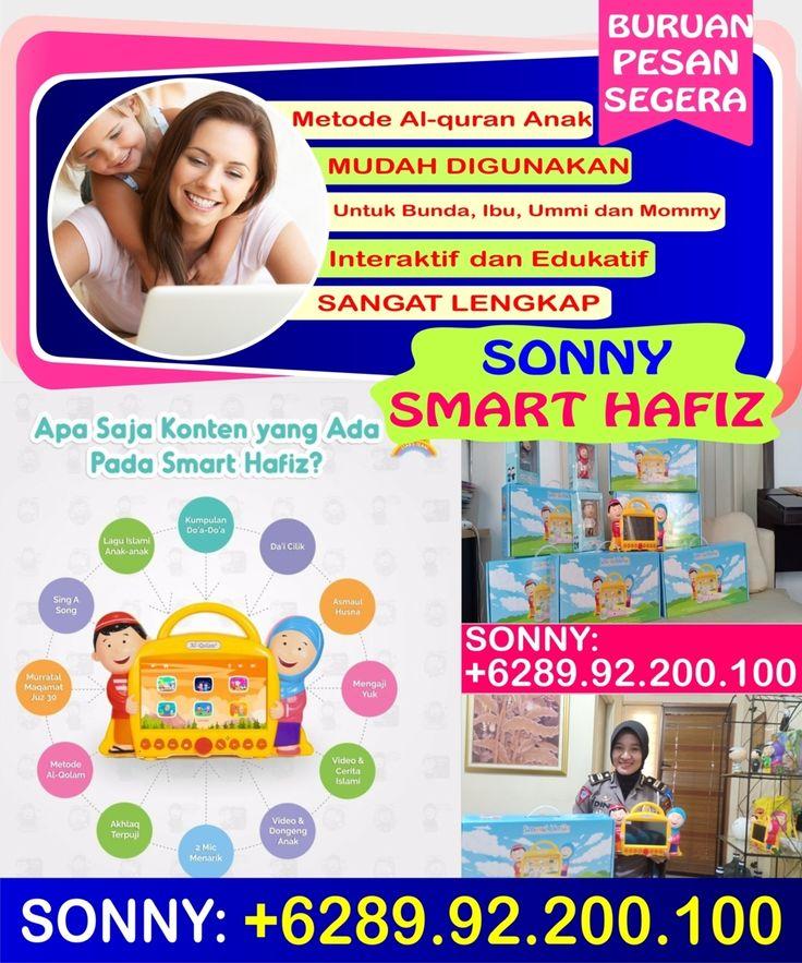 +6289.92.200.100, Jual Sonny Smart Hafiz Cirebon, Jual