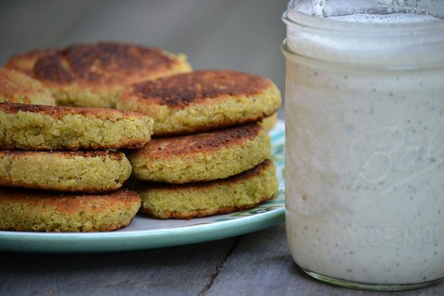 Falafel recipe, for my monthly meal planning...