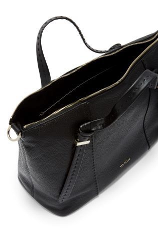 40fdb1626f4e73 Ted Baker Oellie Black Handbag