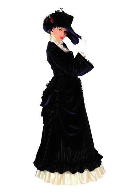 Carnavalskleding Marine Dames.Dickens Kostuum Voor Dames Gemaakt In De Allerhoogste Kwaliteit