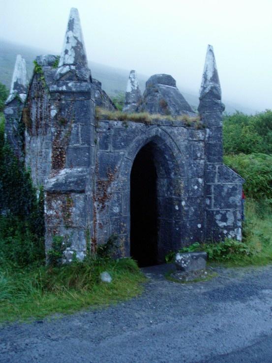 Holy well in the Burren ~ Ireland