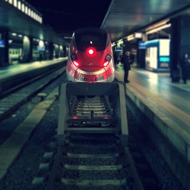 #waiting for #you #train #station #travel  #shotonmylumia #shotonlumia #lumiaphotography #lumia #trainsofinstagram #waitingforyou #instamood #instatravel #travelphotography #travelgram #frecciarossa #fecciarossa1000 #highspeedtrain #altavelocità #instagrammers #igers #igersitalia
