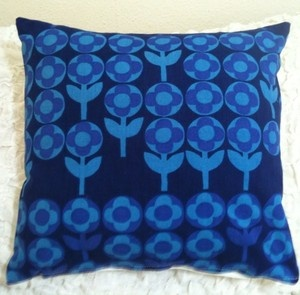 Vintage 60's 70's Heals Peter Hall fabric cushion cover | eBay