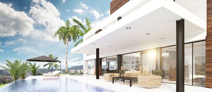 New Build Contemporary Villas Marbella