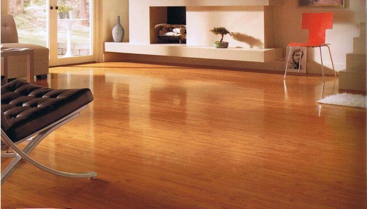 Interior. light brown high gloss finished oak wood flooring in living room. Endearing Floating Hardwood Floor Ideas