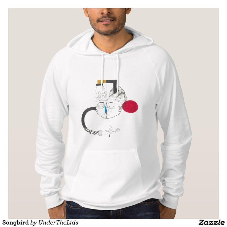Songbird Hooded Sweatshirts