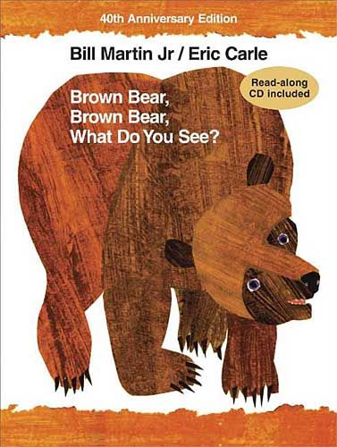 Lots of Activities for Brown Bear, Brown Bear, What do you see?