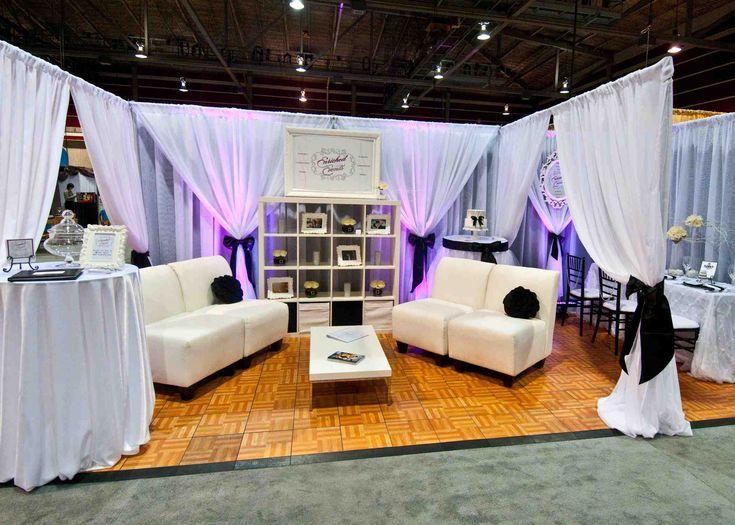 Bridal Fair Booth Ideas: 17 Best Ideas About Bridal Show Booths On Pinterest