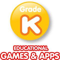 ABCya! Elementary Computer Activities & Games - Grade Level kindergarten  Perfect for homework (website)