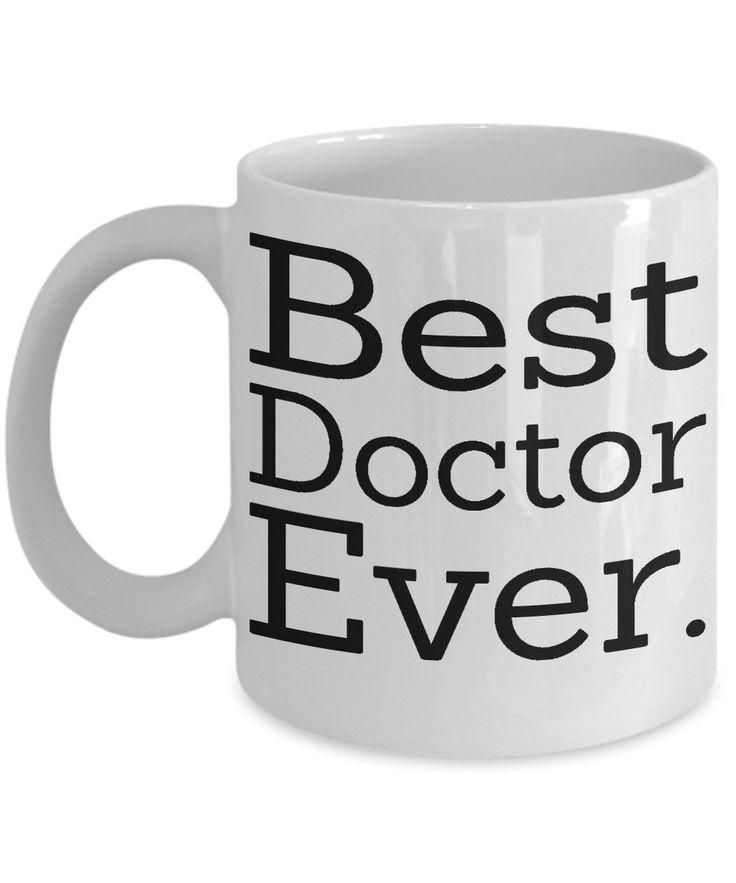 Doctor mug, doctor gift, gift for doctor, best doctor mug, best doctor ever mug, best doctor gift, best doctor ever gift, doctor coffee mug by BarborasBoutique on Etsy