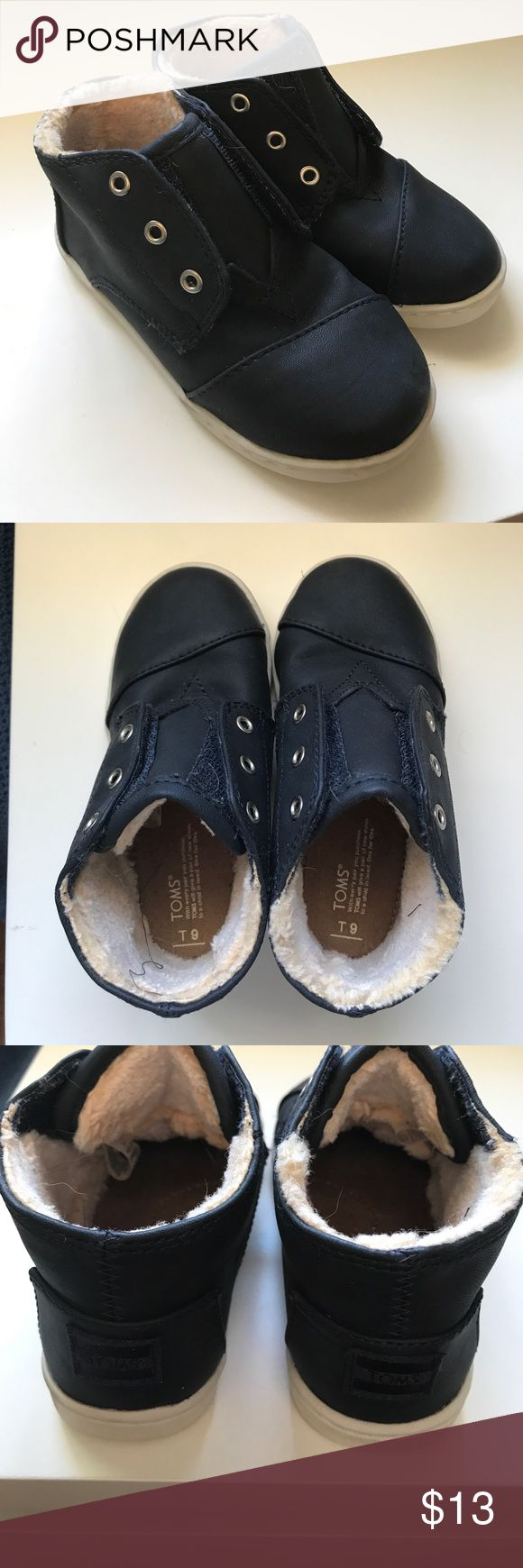 Toms kids Toms kids size 9 Used 2 times TOMS Shoes Boots