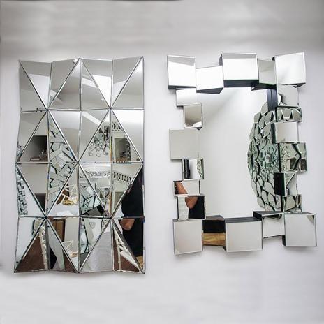 33 best espejos decorativos images on pinterest for Espejos con mesas decorativos