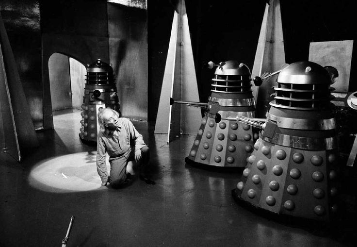 Doctor Who - The Daleks (1963-64)