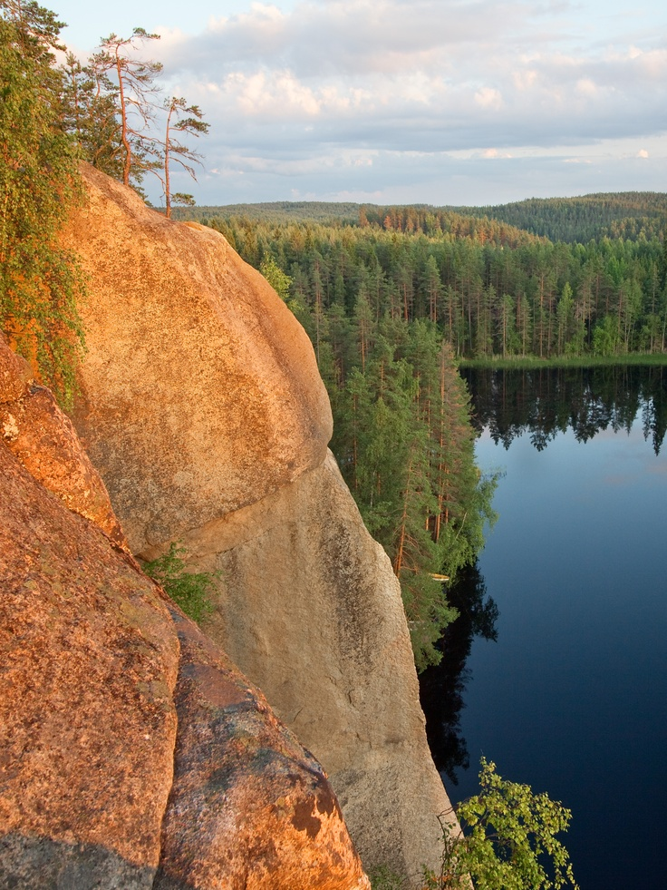 Repovesi National Park. Photo by Lassi Kujala