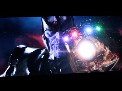 FULL Marvel Phase 3 announcement with clips, Robert Downey Jr, Chris Evans - YouTube Wow!
