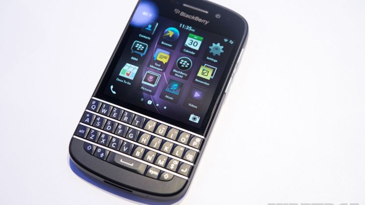 BlackBerry Q10 hands-on Like this.