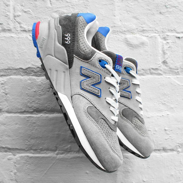 New Balance 999 Grey -