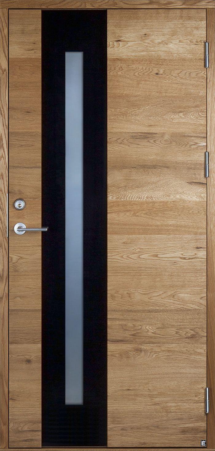Ek Rustikal Screen 153 är en läcker kombination av klassisk shabby chic och dagens minimalistiska arkitektur. #ekstrands #dörrar #ytterdörr #ytterdörrar #door #doors #design #architecture #inspiration #wood #oak #ek #massive #massiv