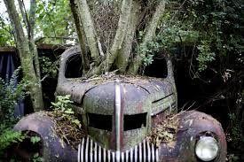 """Résultat de recherche d'images pour """"old car in the country"""""""