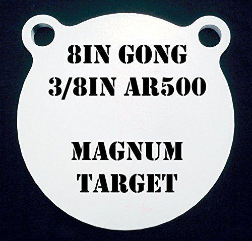 8in. AR500 Gong Shooting Target - 3/8 Thk. Rifle Target - 1pc. Steel Target Set Steel Shooting Targets http://www.amazon.com/dp/B015QMNDSW/ref=cm_sw_r_pi_dp_lDIywb1T5R3YD