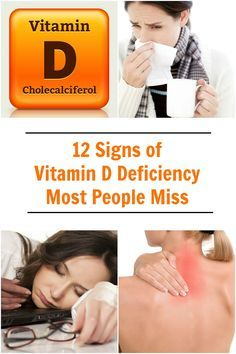 The current lifestyle of working indoors has contributed to the growing number of vitamin D deficiency cases worldwide. This is compounded by the fact that not everyone is aware that he or she may be vitamin D deficient. Here are 12 Signs of Vitamin D Deficiency Most People Miss - Selfcarers
