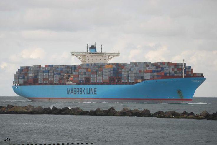 Porte conteneurs Maersk