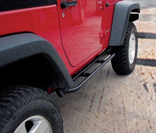 Garvin Industries Rock Rail For Jeep Wrangler Jk Jeep
