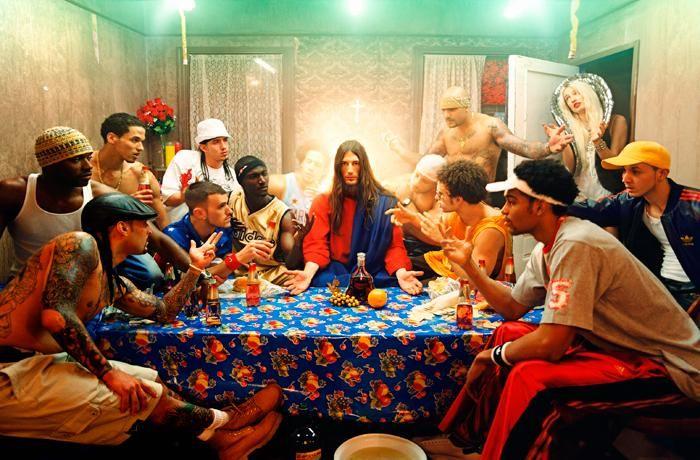 LaChapelle Studio - Series - Jesus Is My Homeboy
