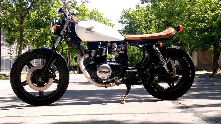 CM-400 Brat   Anterior   Motocicletas y Motos