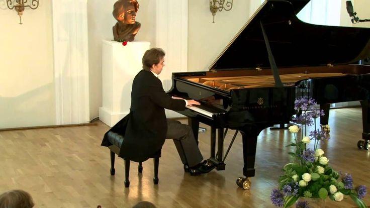 Ingolf Wunder - F. Chopin, Nocturne Op. 55/2