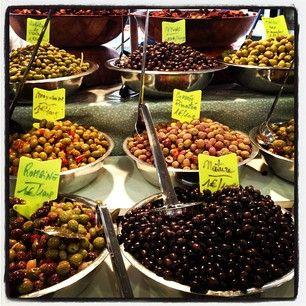 Etelä-Ranskasta saa parhaat oliivit. Sanoivat kreikkalaiset mitä tahansa.
