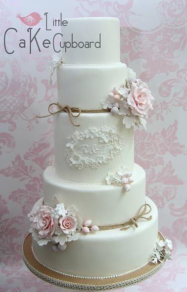Little Cake Cupboard | Wedding Cakes