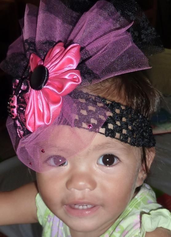 - I made this for a baby pageant