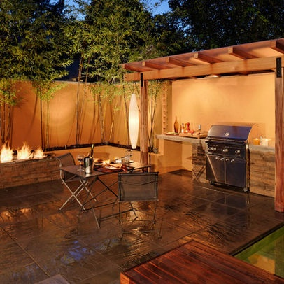 Mediterranean Outdoor Photos Terrace Design Ideas, Pictures, Remodel, and Decor - page 6