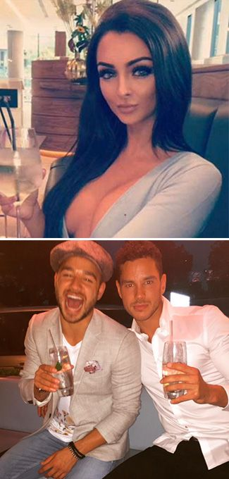 Love Island's Kady on how she dealt with *that* awkwardness with Scott's brother, Adam...