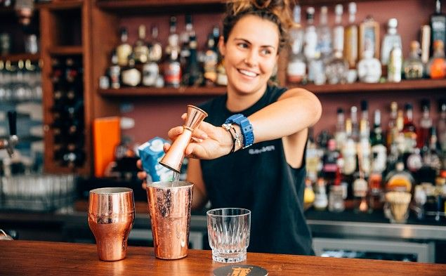 Review: Titus Jones -  It has been our experience that delicious things in Sydney tend to clump together. In one city...