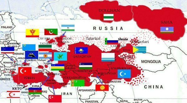 Turkish Nation Turkish Communities And Turks In The World