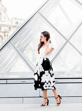 По стопам Шанель: подборка стрит-луков парижанок. Статьи. Онлайн-гид по Парижу.
