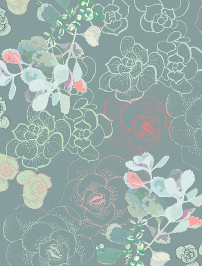 Laura Oliva print & pattern