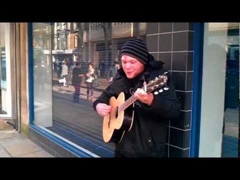 For some, buskers in Peterborough City Centre are a blight on the landscape ......... for others they are a FREE and enjoyable source of entertainment showing OFF the talents of local people.