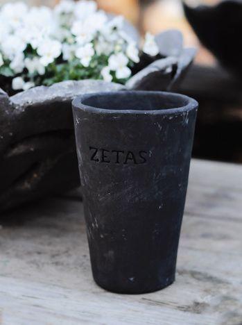 Zetas kruka I Zetas Trädgård