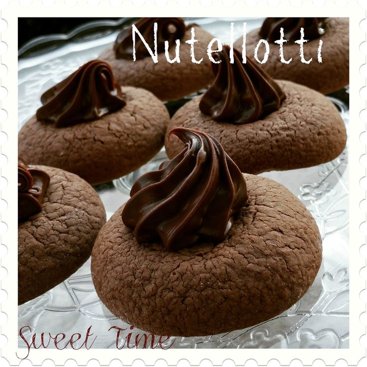 Sweet Time: Nutellotti