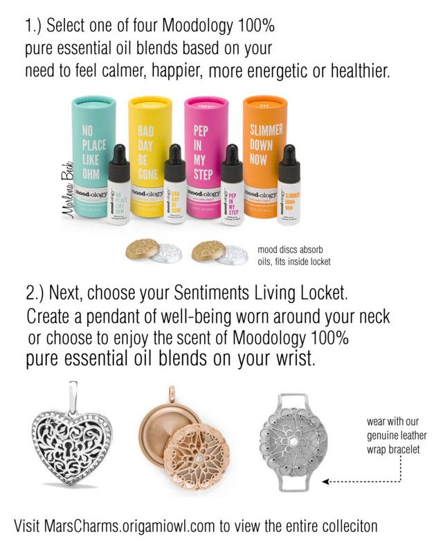 """""""Origami Owl Moodology & Sentiments Collection"""" by marscharms on Polyvore"""