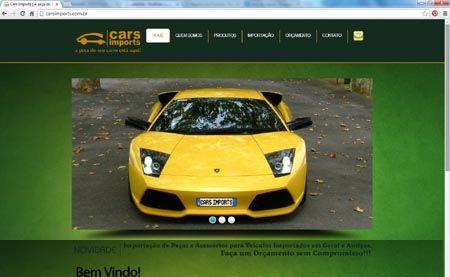Cars Imports - peças para autos importados e nacionais