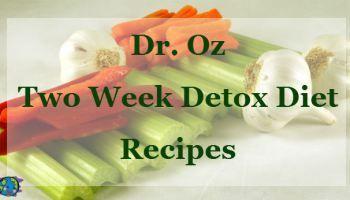 Dr. Oz 2 Week Rapid Weight Loss Diet Sample Meal Plan