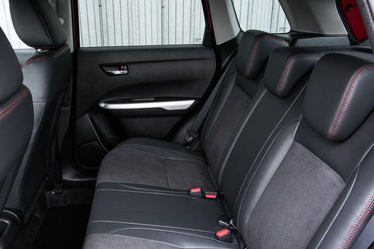 Suzuki Vitara S Boosterjet Compact SUV Interiors