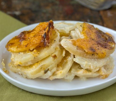 The 25 best best scalloped potatoes recipe food network ideas on scalloped potatoes with onions and cheddar cheese forumfinder Choice Image